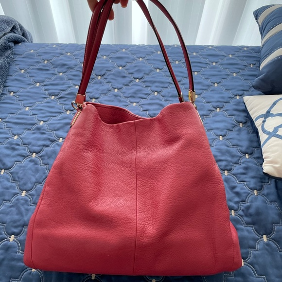 Authentic Coach Pink purse